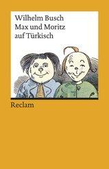 Max und Moritz auf Türkisch (eBook, ePUB)