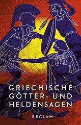 Griechische Götter- und Heldensagen. Nach den Quellen neu erzählt (eBook, ePUB)