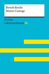 Mutter Courage und ihre Kinder von Bertolt Brecht: Reclam Lektüreschlüssel XL (eBook, ePUB)