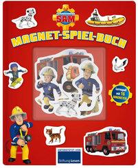 Feuerwehrmann Sam - Magnet-Spiel-Buch