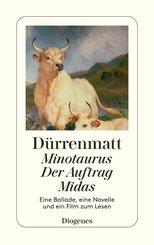 Minotaurus / Der Auftrag / Midas (eBook, ePUB)