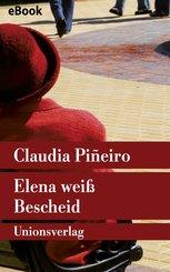 Elena weiß Bescheid (eBook, ePUB)
