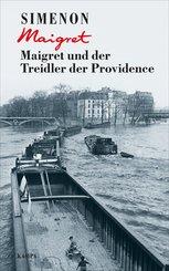 Maigret und der Treidler der Providence (eBook, ePUB)