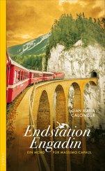 Endstation Engadin (eBook, ePUB)
