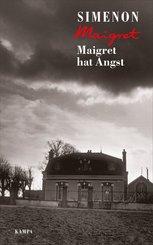 Maigret hat Angst (eBook, ePUB)