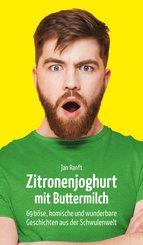 Zitronenjoghurt mit Buttermilch (eBook, ePUB)