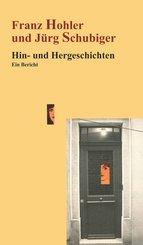 Hin- und Hergeschichten (eBook, ePUB)