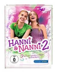 Hanni & Nanni 2, 1 DVD
