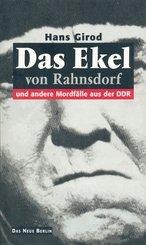 Das Ekel von Rahnsdorf (eBook, ePUB)