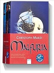Malfuria - Die komplette Trilogie (3 Bücher)