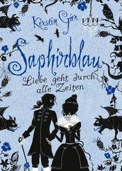 Saphirblau (eBook, ePUB)