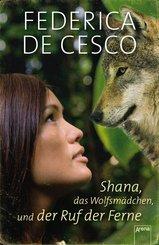 Shana, das Wolfsmädchen, und der Ruf der Ferne (eBook, ePUB)