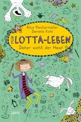 Mein Lotta-Leben (4). Daher weht der Hase! (eBook, ePUB)