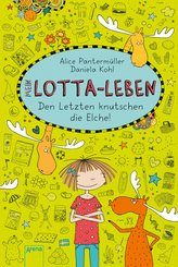 Mein Lotta-Leben (6). Den Letzten knutschen die Elche (eBook, ePUB)