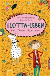 Mein Lotta-Leben (8). Kein Drama ohne Lama (eBook, ePUB)