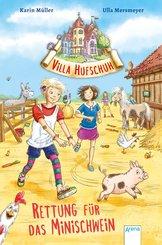 Villa Hufschuh (2). Rettung für das Minischwein (eBook, ePUB)