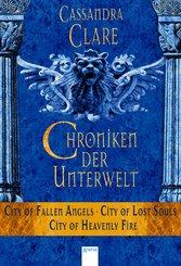 Chroniken der Unterwelt (4-6) (eBook, ePUB)