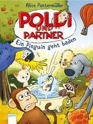 Poldi und Partner (2). Ein Pinguin geht baden (eBook, ePUB)