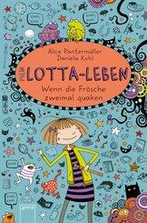 Mein Lotta-Leben (13). Wenn die Frösche zweimal quaken (eBook, ePUB)
