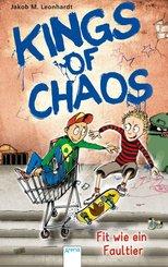 Kings of Chaos (2). Fit wie ein Faultier (eBook, ePUB)