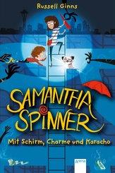Samantha Spinner (1). Mit Schirm, Charme und Karacho (eBook, ePUB)