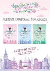 Rubinrot - Saphirblau - Smaragdgrün (eBook, ePUB)