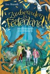 Zaubereulen in Federland (1). Das Geheimnis von Athenaria (eBook, ePUB)