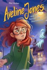Aveline Jones und die Geister von Stormhaven (eBook, ePUB)