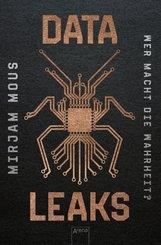 Data Leaks (1). Wer macht die Wahrheit? (eBook, ePUB)