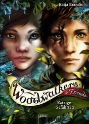 Woodwalkers & Friends. Katzige Gefährten (eBook, ePUB)