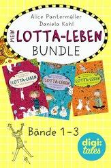 Mein Lotta-Leben Bundle. Bände 1-3 (eBook, ePUB)