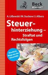 Steuerhinterziehung - Straftat und Rechtsfolgen (eBook, ePUB)