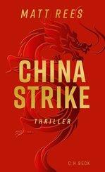 China Strike (eBook, ePUB)