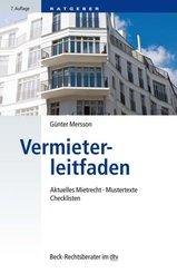 Vermieterleitfaden (eBook, ePUB)