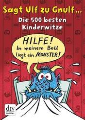 Sagt Ulf zu Gnulf... (eBook, ePUB)