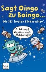 Sagt Oingo zu Boingo (eBook, ePUB)