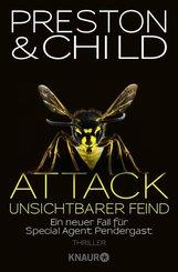 Attack Unsichtbarer Feind (eBook, ePUB)