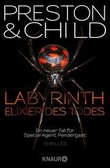 Labyrinth - Elixier des Todes (eBook, ePUB)