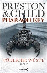 Pharaoh Key - Tödliche Wüste (eBook, ePUB)