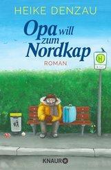 Opa will zum Nordkap (eBook, ePUB)