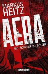 AERA - Die Rückkehr der Götter (eBook, ePUB)