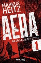 AERA 1 - Die Rückkehr der Götter (eBook, ePUB)