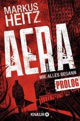 AERA - Wie alles begann (eBook, ePUB)