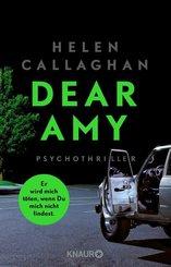 DEAR AMY - Er wird mich töten, wenn Du mich nicht findest (eBook, ePUB)