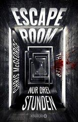 Escape Room - Nur drei Stunden (eBook, ePUB)