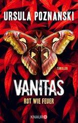 VANITAS - Rot wie Feuer (eBook, ePUB)