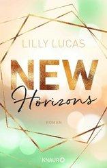 New Horizons (eBook, ePUB)