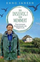 Der Inselvogt von Memmert (eBook, ePUB)
