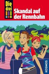 Die drei !!!, 21, Skandal auf der Rennbahn (drei Ausrufezeichen) (eBook, ePUB)