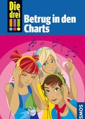 Die drei !!!, 31, Betrug in den Charts (drei Ausrufezeichen) (eBook, ePUB)